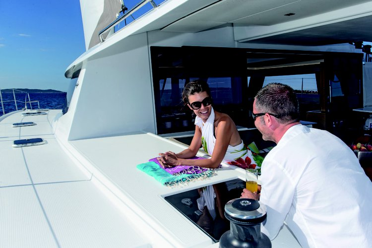 Boat for rent Fountaine-Pajot 49.0 feet in Nanny Cay, British Virgin Islands