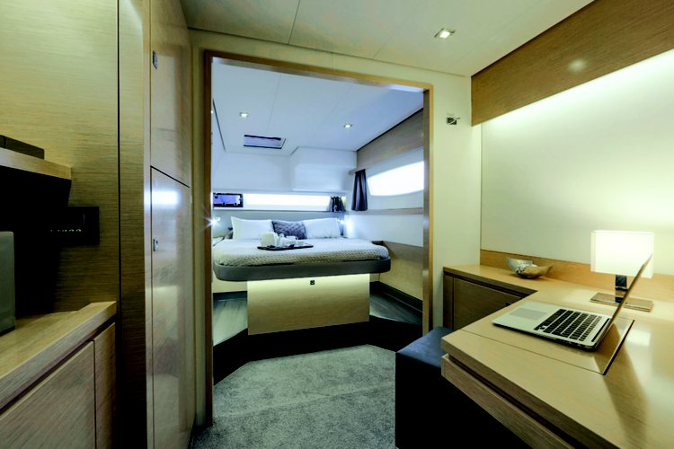 49.0 feet Fountaine-Pajot in great shape