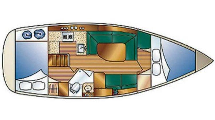 Sloop boat for rent in Long Beach