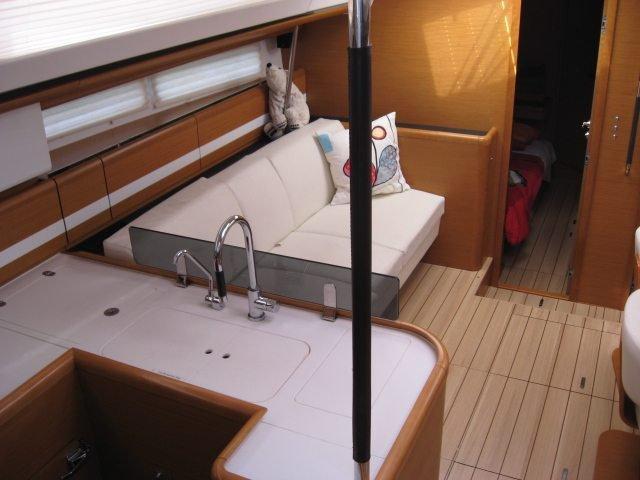 Boat for rent Jeanneau 58.0 feet in True Blue,
