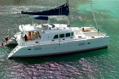 Catamaran boat rental in St. Vincent, St. Vincent & Grenadines