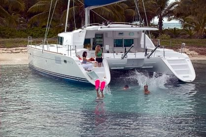Boat for rent Lagoon 44.0 feet in St. Vincent, St. Vincent & Grenadines