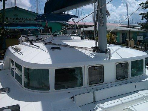 Boat rental in St. Vincent,