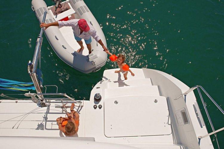Boat for rent Lagoon 45.0 feet in Nanny Cay, British Virgin Islands