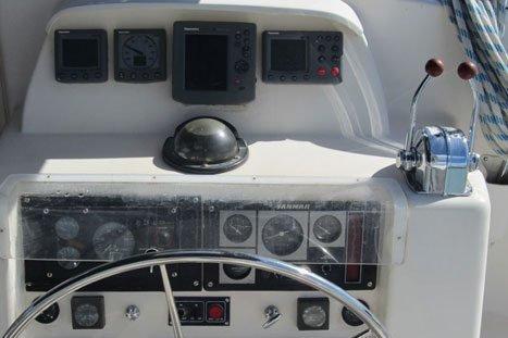 Boat for rent Leopard 46.0 feet in True Blue,