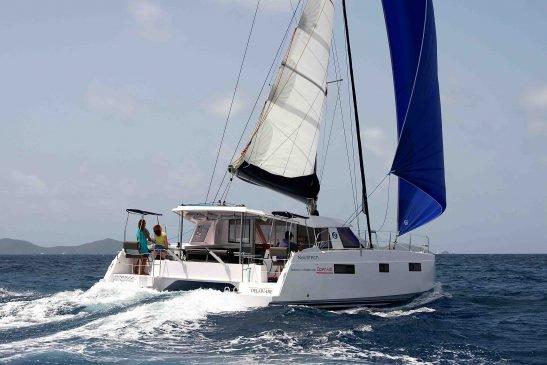 Nautitech's 39.0 feet in Nanny Cay