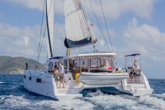 Boat for rent Nautitech 39.0 feet in Nanny Cay, British Virgin Islands