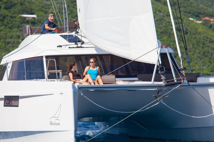 Boat for rent Nautitech 45.0 feet in Nanny Cay, British Virgin Islands