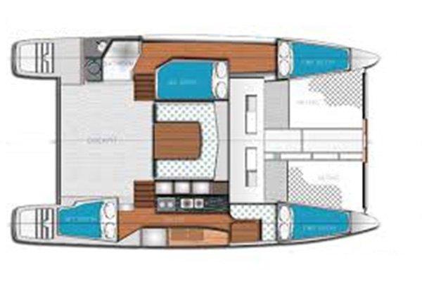 Catamaran boat rental in Marina Del Rey, CA, CA