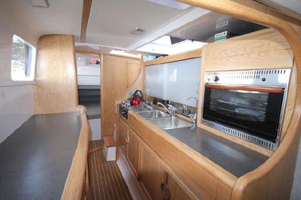 Catamaran boat for rent in Marina Del Rey