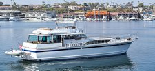 Enjoy California aboard Chris-Craft 65