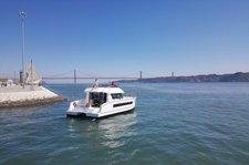 thumbnail-3 Fountain Pajot 37.0 feet, boat for rent in Lisboa, PT