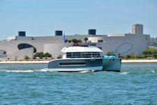 thumbnail-4 Fountain Pajot 37.0 feet, boat for rent in Lisboa, PT