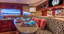 thumbnail-7 Lazzara 105.0 feet, boat for rent in Montauk,