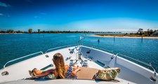 thumbnail-22 Lazzara 105.0 feet, boat for rent in Montauk,