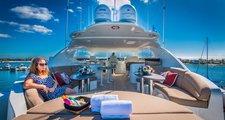 thumbnail-4 Lazzara 105.0 feet, boat for rent in Montauk,
