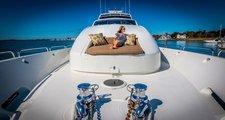 thumbnail-20 Lazzara 105.0 feet, boat for rent in Montauk,