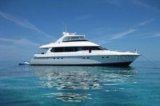 Lazzara 76' - South Florida Luxury Yacht Rental