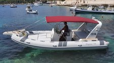 RIB Ragusa rental in Hvar