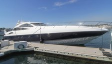 Charter 68' Sunseeker Predator perfect for 12 pax in California