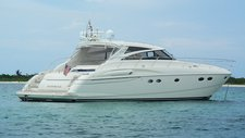Celebrate the sunshine aboard this beautiful 60' motor yacht!