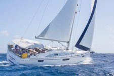 Sail through the British Virgin Islands aboard this perfect Vision 46