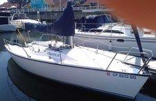 Have fun in sun in California aboard 26' cruising monohull