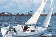 thumbnail-2 Capri 22.0 feet, boat for rent in Marina Del Rey, CA