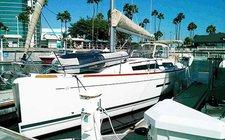 Enjoy sailing around California aboard Dufour 375