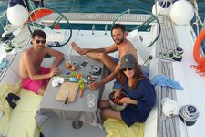thumbnail-14 Elan 40.0 feet, boat for rent in Ionian Islands, GR