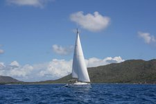 Sail through the British Virgin Islands aboard this superb Jeanneau