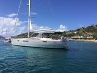 Sail through Grenada aboard this beautiful Jeanneau