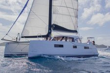 Explore the British Virgin Islands aboard this perfect Open 40