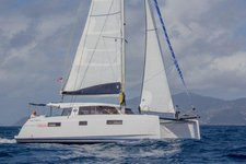 Explore the British Virgin Islands aboard this glorious Open 40
