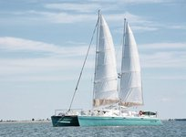 63' Viking Catamaran perfect for up to 38 pax available for charter in New York