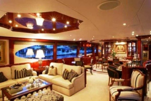 106' Mega Yacht available for Charter in the Hamptons!