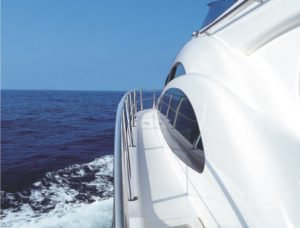 Discover Ayia Napa surroundings on this 42 Azimut boat