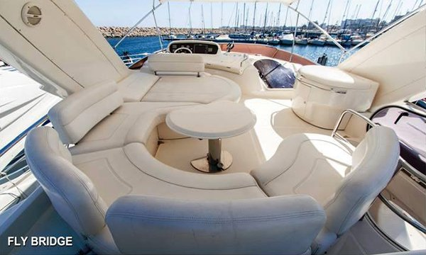 Azimut's 71.0 feet in Limassol