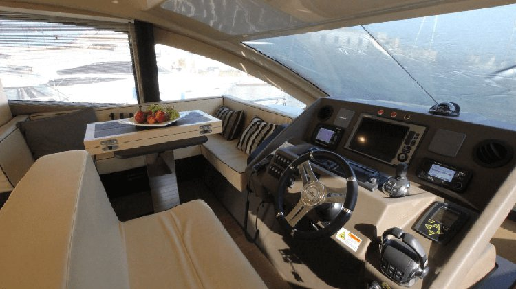 Boat for rent CRANCHI 58.0 feet in New Marina Limassol, Cyprus