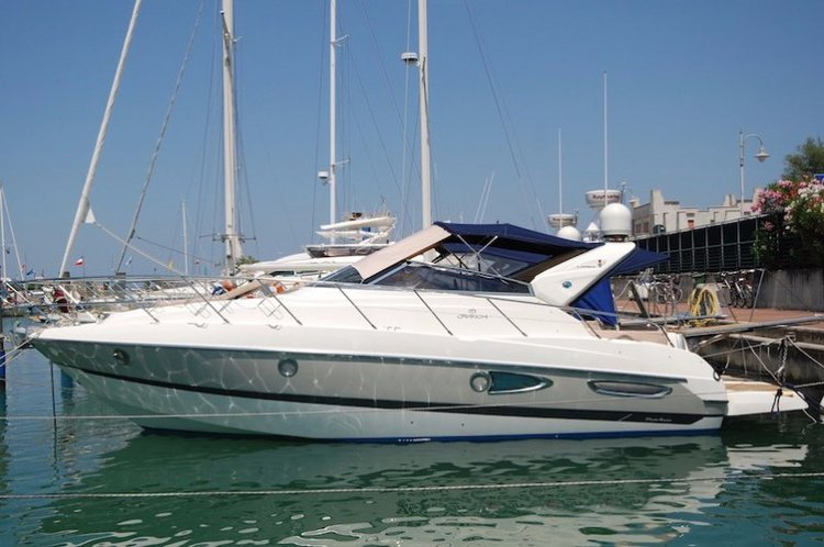 Charter this astonishing Cranchi 36 to explore Malta