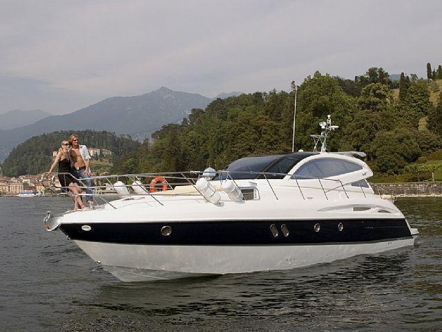Have fun in Cyprus aboard Cranchi  Mediterranee 47 HT