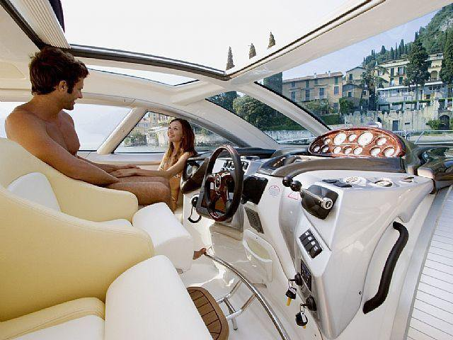 Motor yacht boat for rent in Limassol