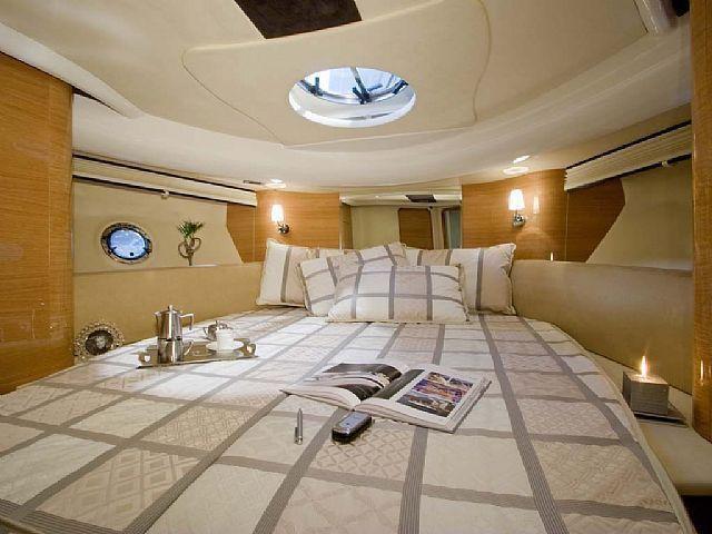 Motor yacht boat rental in New Marina Limassol,
