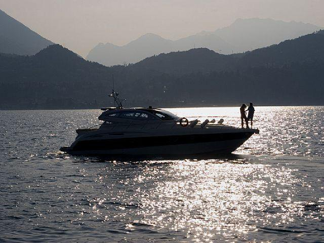 This 48.0' Cranchi cand take up to 10 passengers around Limassol