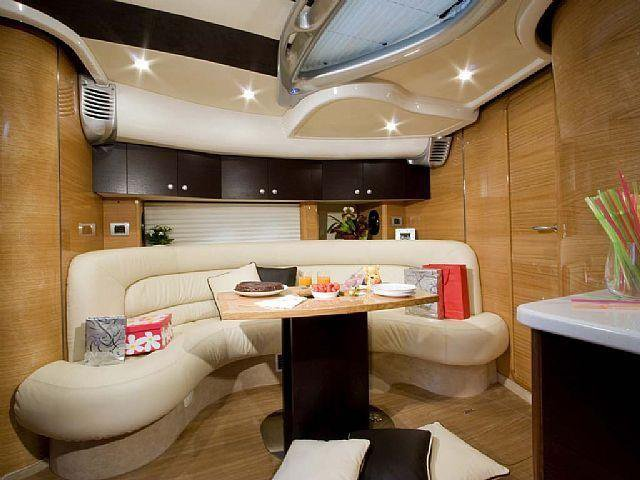 Boating is fun with a Motor yacht in Limassol