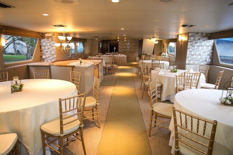 Mega yacht boat rental in Hilton Fort Lauderdale Marina, FL