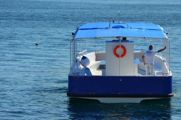 Boat for rent Custom 111.0 feet in Portomaso Marina,