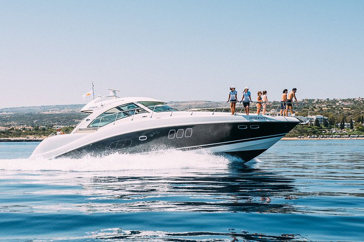 This 57.0' Custom cand take up to 15 passengers around Paphos