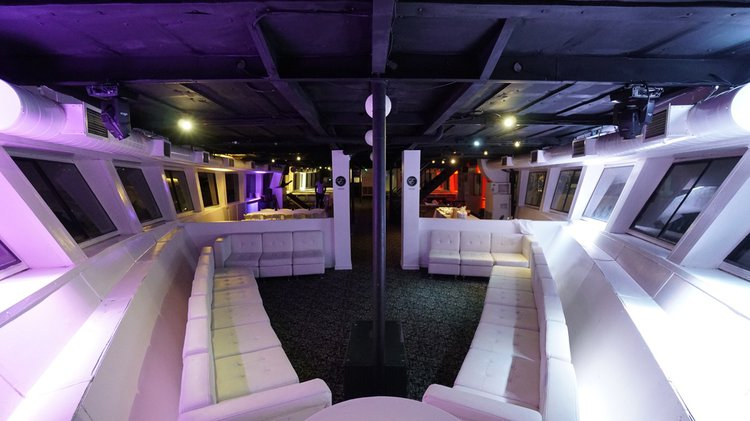 Mega yacht boat rental in New York, NY