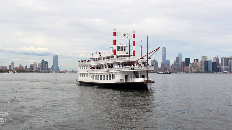 Boat for rent Paddlewheel 120.0 feet in New York, NY
